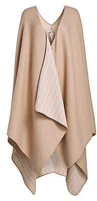 The Row Women's Ryani Silk & Cashmere Cape