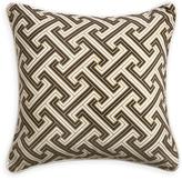 Jonathan Adler Peking Greek Key Pillow