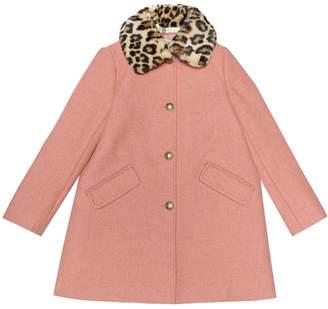 Bonpoint Wool-blend coat