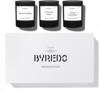 Byredo La Selection Violette Mini Candle Set