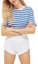 Topshop Women's Kiri Denim Shorts