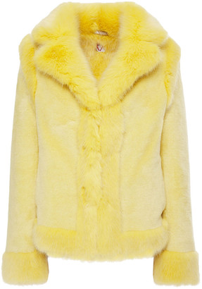 Shrimps Coronis Faux Fur Jacket