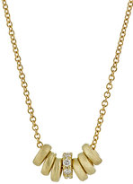 Tate Women's Ring-Charm Necklace