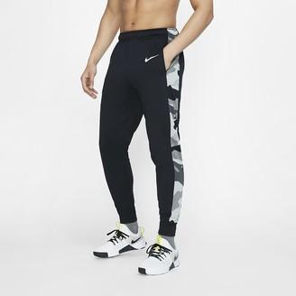 Nike Men's Tapered Fleece Training Pants Dri-FIT