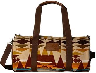 Pendleton Round Gym Bag (Crescent Butte) Handbags