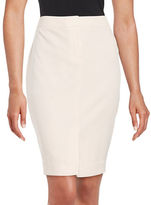 Calvin Klein Lightweight Pencil Skirt