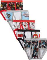 Handcraft Little Boys' Power Rangers Brief (Pack of 5)