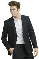 Kenneth Cole Navy And Black Stripe Suit Jacket