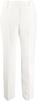 Ermanno Scervino High-Waisted Cropped Trousers