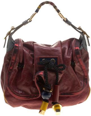 Louis Vuitton Paprika Monogram Limited Edition Epices Kalahari PM Bag