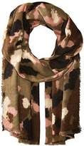 Collection XIIX Women's Camouflage Wrap