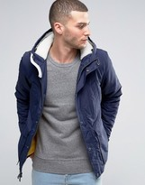 Penfield Hosston Insulated Parka Borg Lined Hood