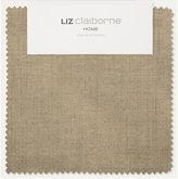 Liz Claiborne Gallery Taffeta Swatch Card