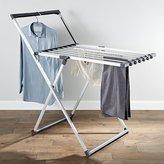Crate & Barrel Polder Ultralight Laundry Drying Rack.