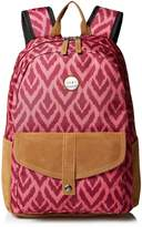 Roxy Junior's Caribbean Polyester Backpack