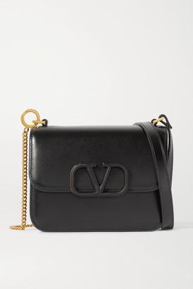 Valentino Vsling Small Leather Shoulder Bag