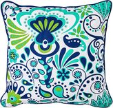 One Duck Two Carnival Outdoor Cushion, Odyssey Green