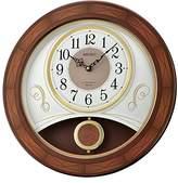 Seiko Wood Wall Clock (Model: QXM367BLH)