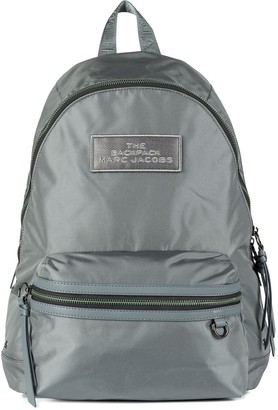 Marc Jacobs Logo Patch Detail Backpack