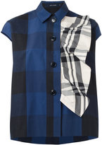 Sofie D'hoore checked shirt - women - Cotton - 38