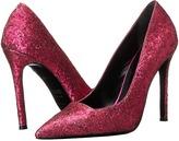 Just Cavalli Pointed Toe Pump Glitter High Heels