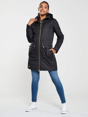 Regatta Romina Long Line Jacket - Black