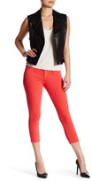 True Religion Casey Super Skinny Capri