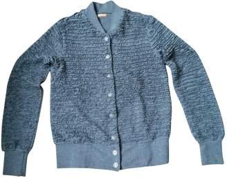 Galliano Grey Cotton Knitwear for Women