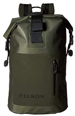 Filson Dry Backpack (Green) Backpack Bags