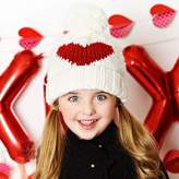 BLUEBERRY HILL - Red Heart Knit Hat