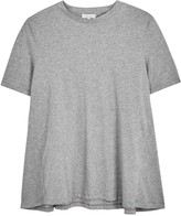 Demy Lee Franny Grey Cotton T-shirt