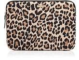 Kate Spade Leopard Print 13 Nylon Laptop Case
