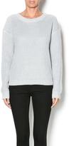 Glamorous Silver Lurex Sweater