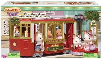 Calico Critters Callico Critters RIDE ALONG TRAM