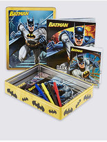 Marks and Spencer BatmanTM Tin