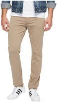 Hudson Blake Slim Straight Twill in Sandman Men's Jeans