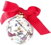 Lanvin Christmas tree bauble