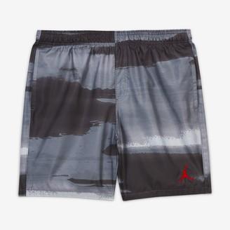 Nike Men's Printed Shorts Jordan Legacy AJ11