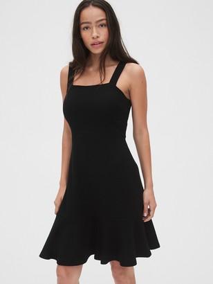Gap Apron Flounce Dress