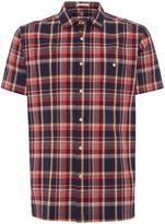 Howick Men's Mantua Check Short Sleeve Shirt