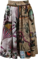 Etro Balloon Print Skirt