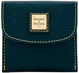 Dooney & Bourke Pebble Grain Credit Card Flap Wallet