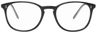 Oliver Peoples Black Finley Glasses