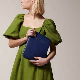 Indigo Love And Lore Tablet Folio Navy