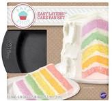 Wilton 5 Piece Easy Layer Cake Pan Set