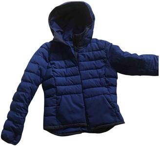 Lacoste Blue Coat for Women