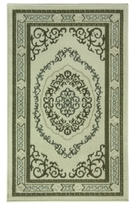 "Bacova CLOSEOUT! Rugs, Cotton Elegance Constanza 19.7"" x 32.8"" Accent Rug"