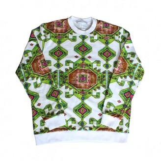 Givenchy White Cotton Knitwear & Sweatshirts