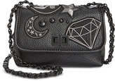 Steve Madden Hayley Chain Mini Flap Crossbody
