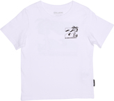 Billabong Tots Boys Killer Wave Tee White
